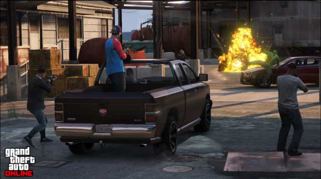 GTA Online impressions: Hit-and-miss mayhem, if you can even log in