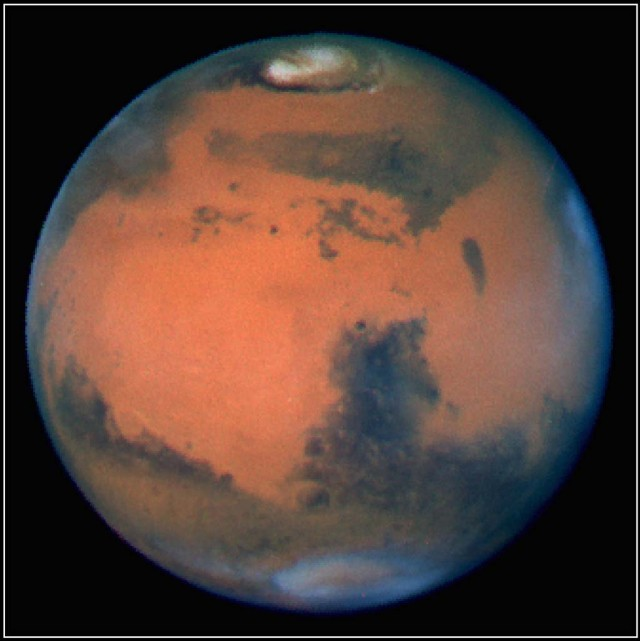 Making the case for life having originated on Mars