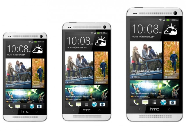 HTC One Max with fingerprint sensor coming next week