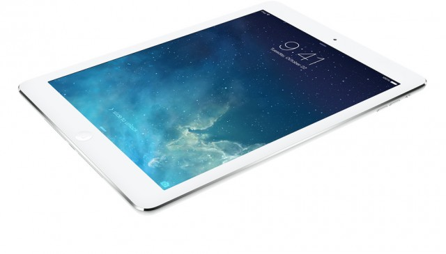 The iPad Air.