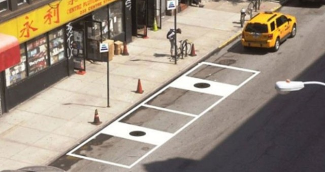 New York City is getting wireless EV chargers disguised as manholes
