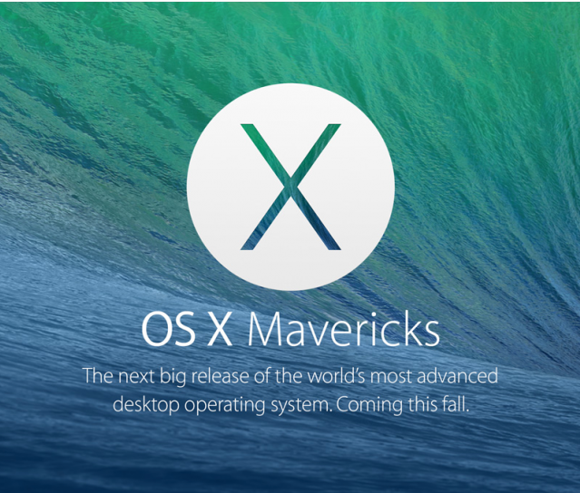 Why give away OS X Mavericks for free? Because it makes Apple more money