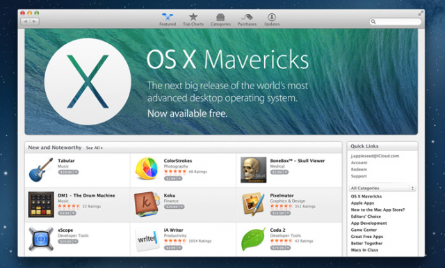 What price tag would you put on Mavericks?