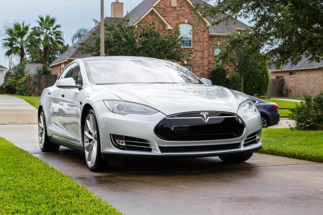 Tesla remotely extends the range of some cars to help with