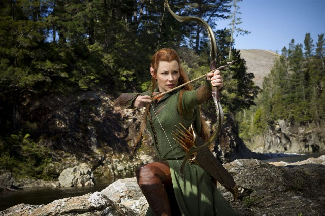 Still from <em>The Hobbit: The Desolation of Smaug</em>.