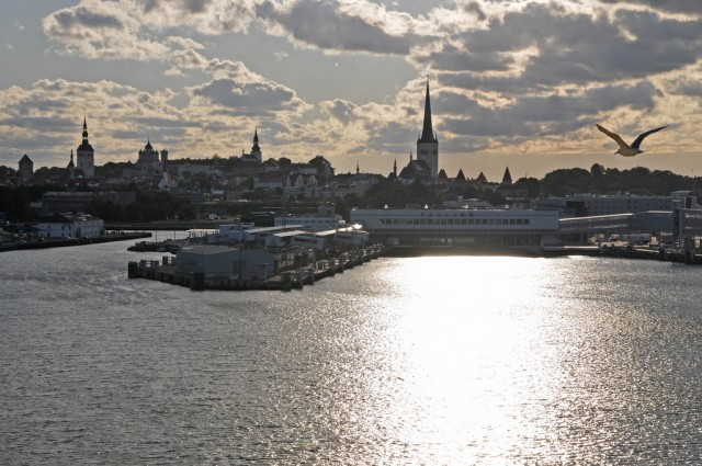 The suspects will likely be shipped out from Tallinn, Estonia's capital city.
