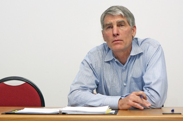 Sen. Mark Udall (D-CO) is skeptical of the government's arguments.