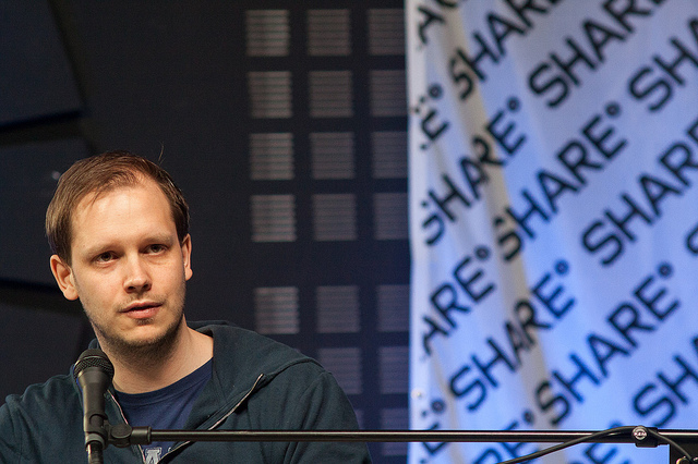 You can't beat politics with technology, says Pirate Bay cofounder Peter Sunde