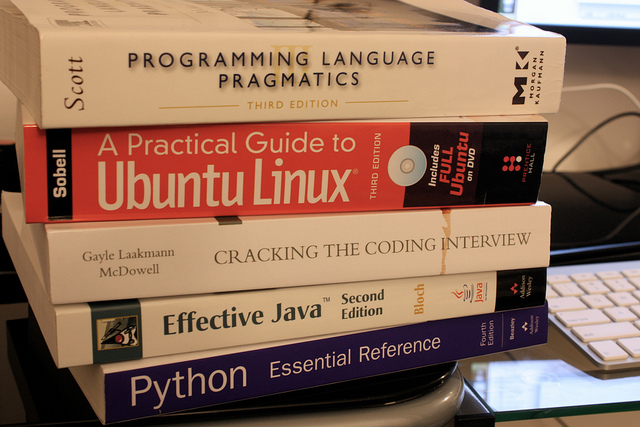 Is it ethical to read programming books on the clock?