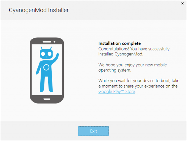 Android ROMs, the easy way: Testing the new CyanogenMod Installer