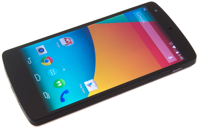 The Nexus 5 has a fast SoC, but not all Snapdragon 800s are created equal.