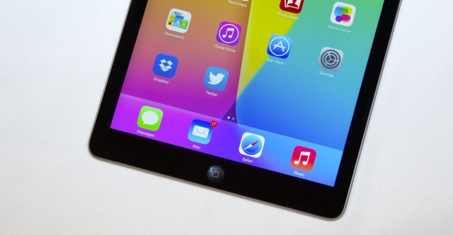 If you've used a Retina iPad before, you've seen this display already.