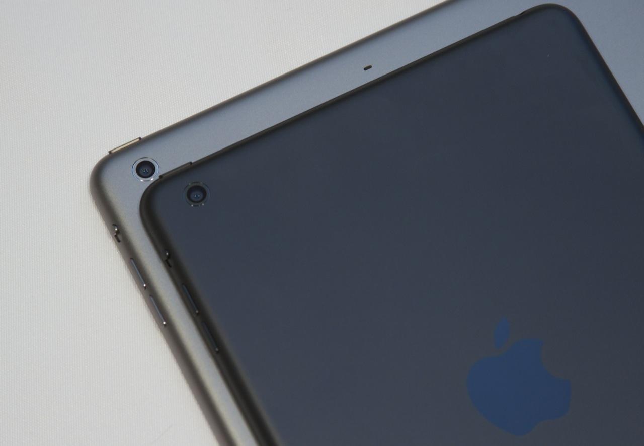 The iPad Air and iPad mini share very similar cameras.