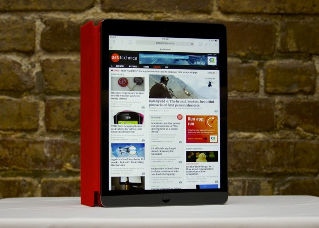 iPad Air profit margins reportedly range from 45 to 61 percent