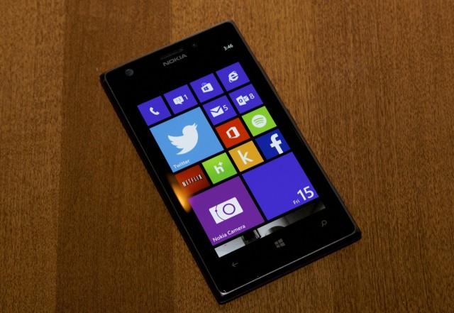 The Lumia 925.