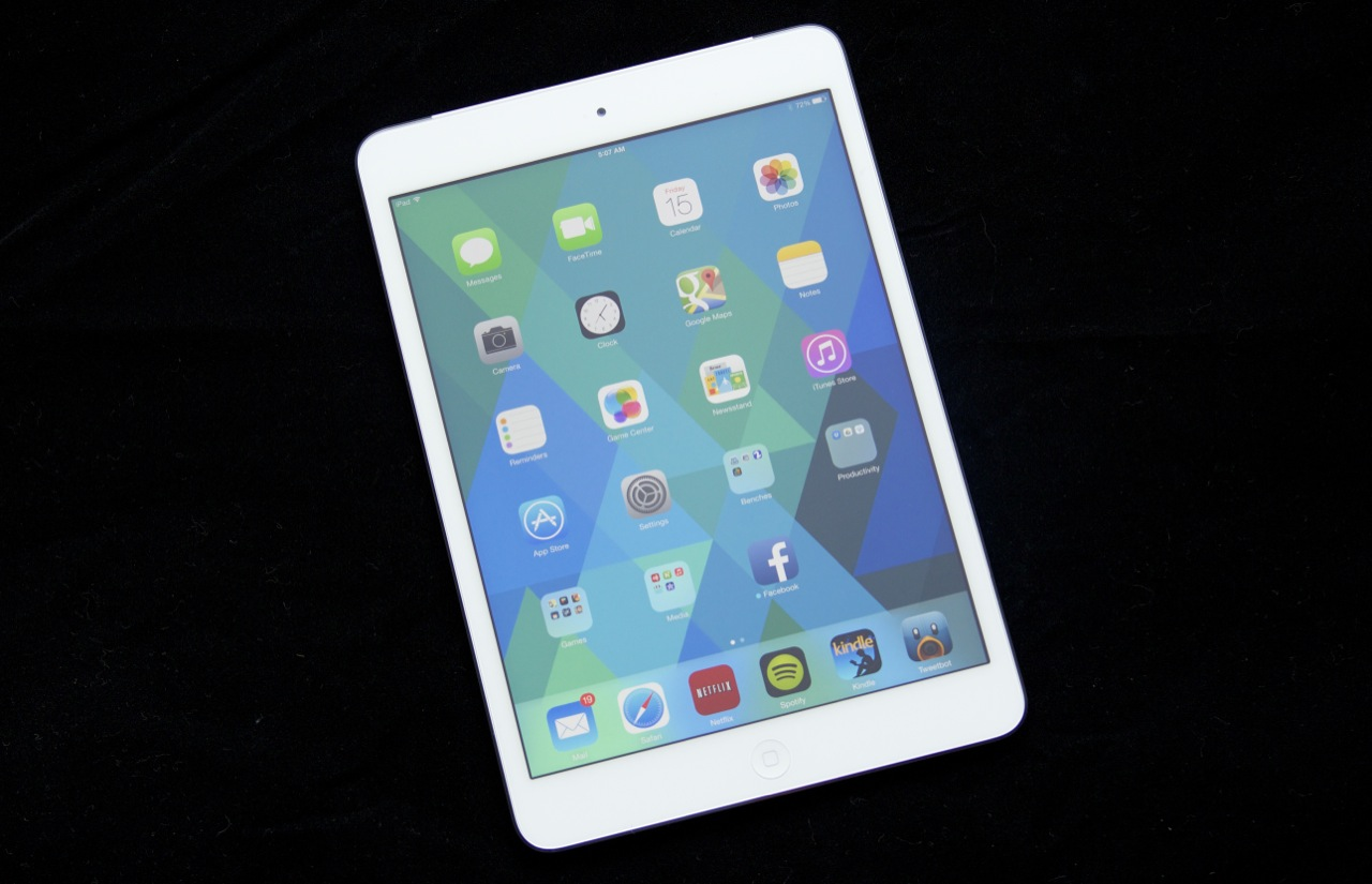 Review: Apple's Retina iPad mini is the small tablet we ...