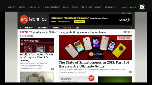 """Xbox, click on 'Stability first: Unbuntu's Mir won't replace X in 14.04 desktop'"""