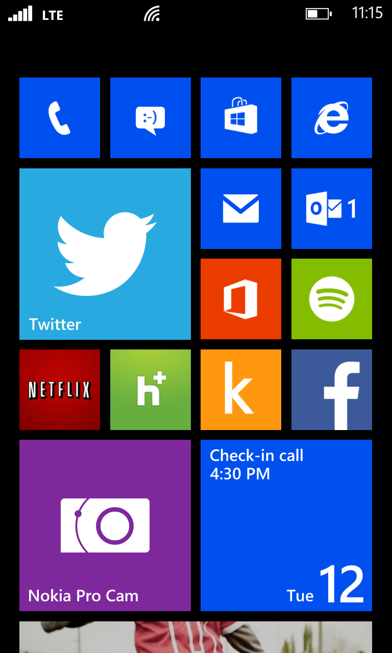 Windows Phone 8.