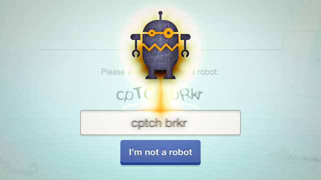 How are robots beating my CAPTCHAs?