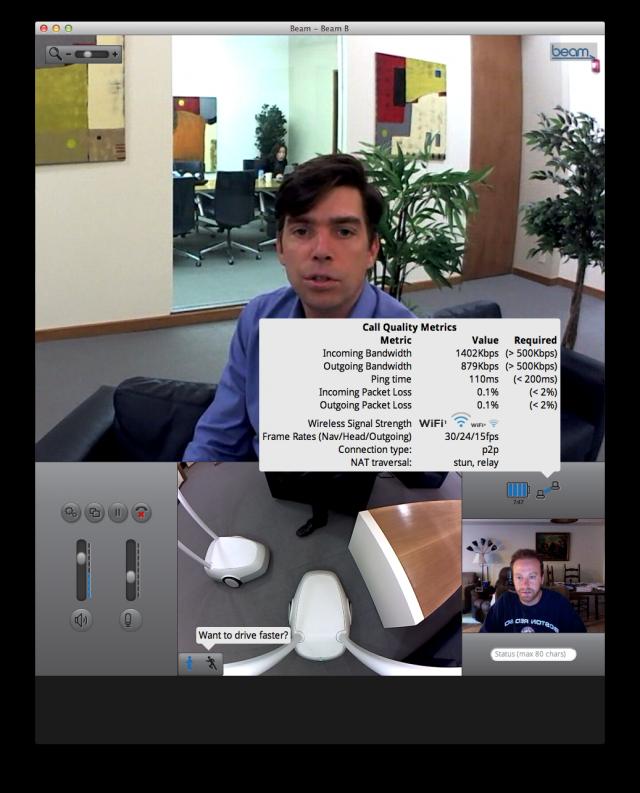 Scott Hassan talking to my robot self.