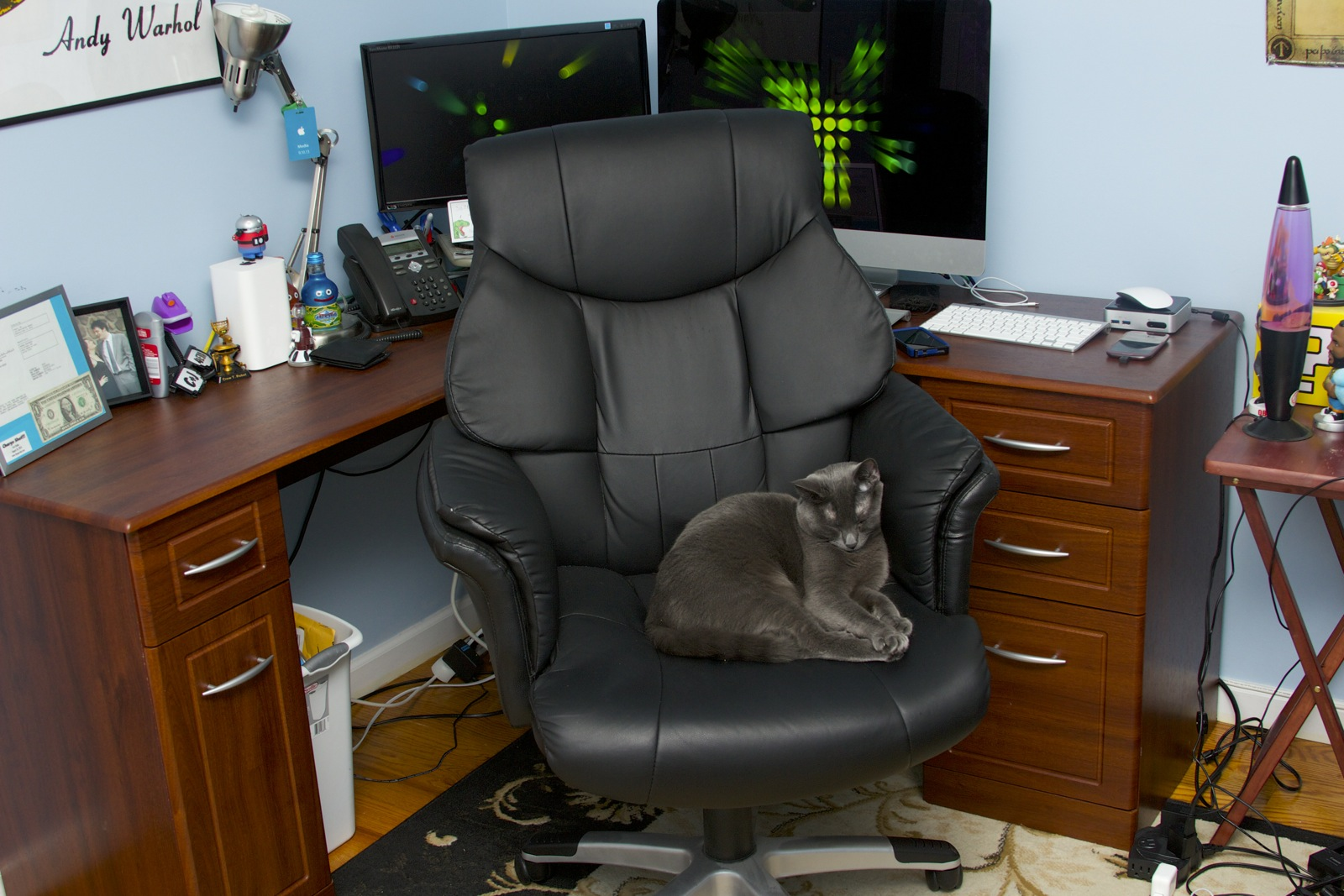 Most comfortable office chair - Enlarge