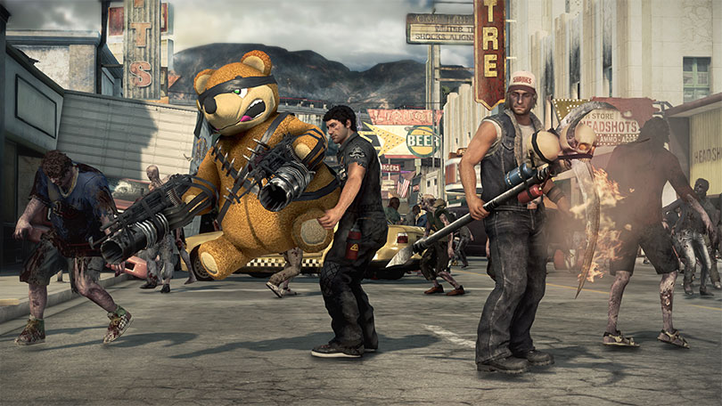 Review dead rising 3 packs in the zombies and the next gen fun enlarge malvernweather Gallery