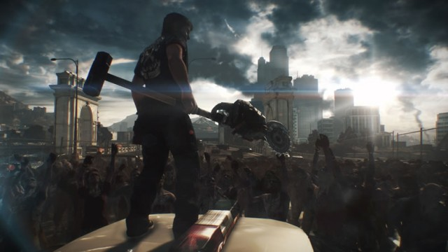 Review dead rising 3 packs in the zombies and the next gen fun it might not be a looker but that doesnt mean the xbox ones power is wasted malvernweather Gallery