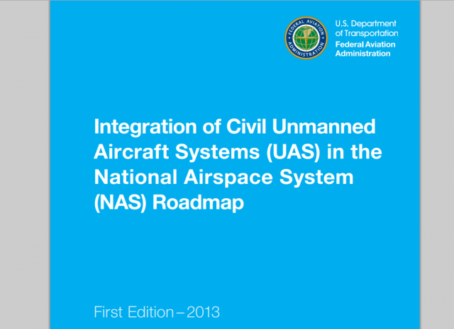 As deadline for drone rules nears, FAA issues roadmap for inclusion in the skies