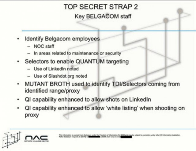 "UK spies continue ""quantum insert"" attack via LinkedIn, Slashdot pages"