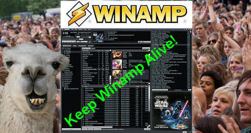 Winamp lovers beg AOL to open source code