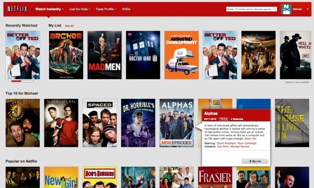 "Netflix roasts Rovi's ""interactive TV guide"" patents at ITC"