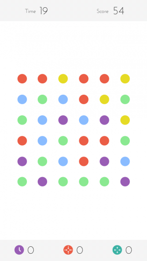 Team Build With Dots On Board