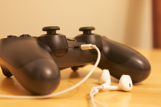 Your new wireless gaming headset.