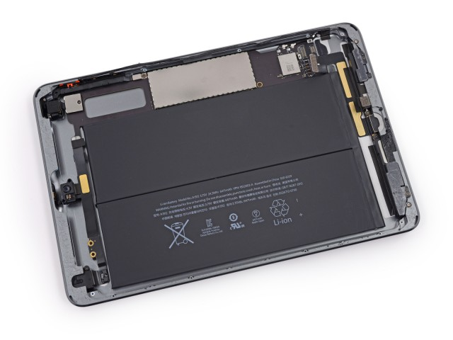 Dat battery.
