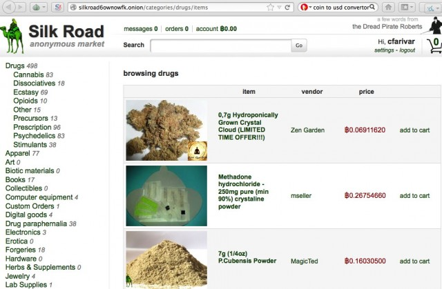 Just A Month After Shutdown Silk Road 2 0 Emerges Ars