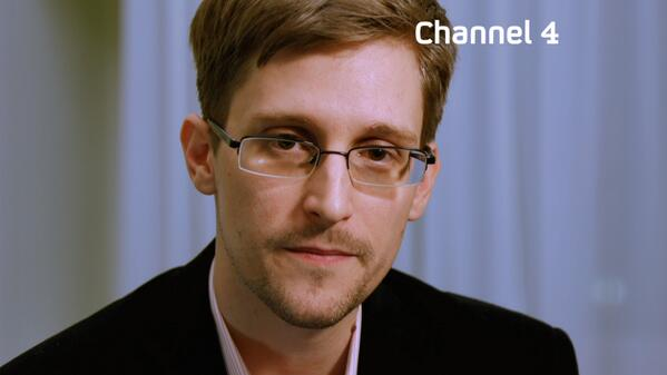 Snowden, in rare interview, denies all accusations of help from Moscow