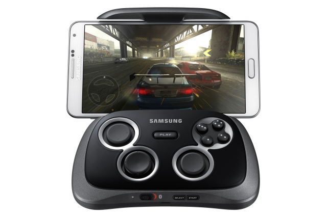 Samsung launches the Smartphone GamePad, an Android controller accessory