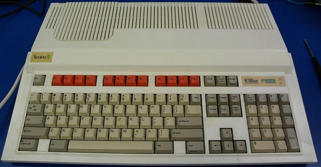 Acorn Archimedes A3000.