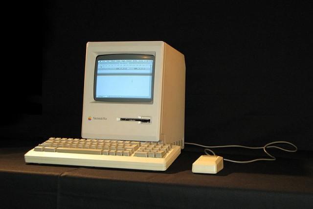 The Macintosh Plus.