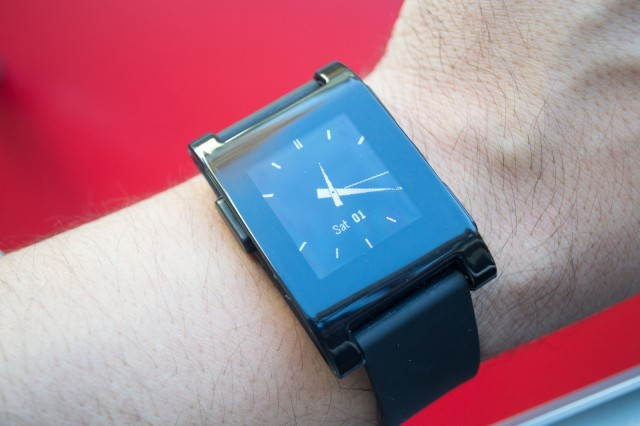 One thing is clear: smartwatches like the Pebble still have plenty to prove.