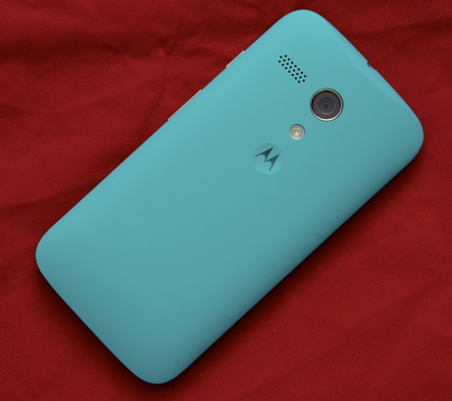 The Moto G was always getting an Android 4.4 update, but now you won't have to wait for January.