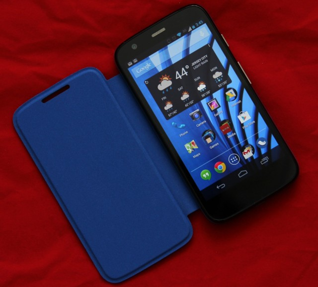 Inexpensive phones like the Moto G stand to benefit from the Snapdragon 410's new features.