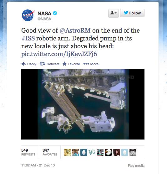 Spacewalk success, but spacesuit issues delay NASA's next procedure
