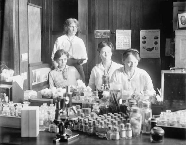 Women in science still have a long way to go in the fight for gender equality.
