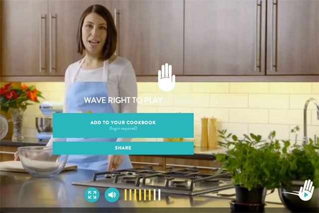 Handy lets you get handsy with YouTube recipes without making a mess