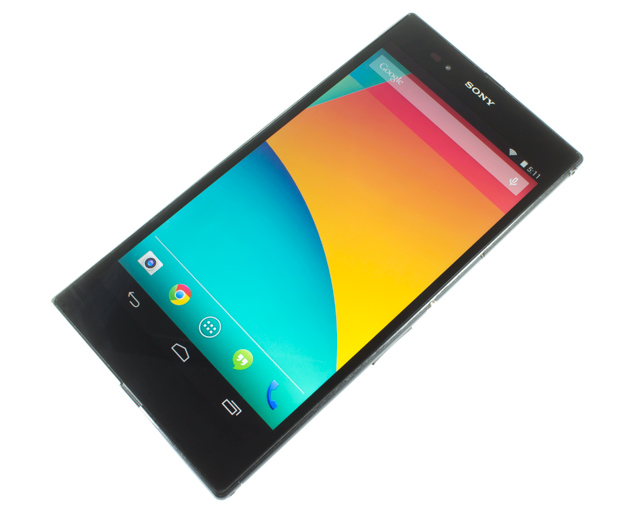 Sony Z Ultra Google Play Edition Review: big, beautiful, and buggy