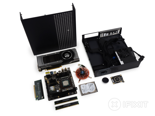 iFixit opens a Steam Machine prototype, finds a modular computer