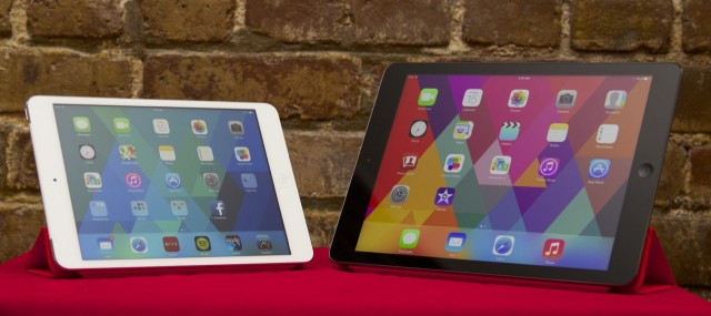 Apple put out a great pair of tablets this year.