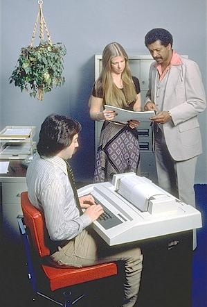 The DEC LA36 DECWriter II was one of the most commercially successful terminals of its time—a time shared by wide ties and leisure suits.