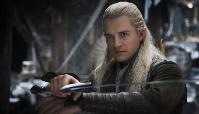 I hope you like Legolas, because Orlando Bloom is back, and he's all over the place.